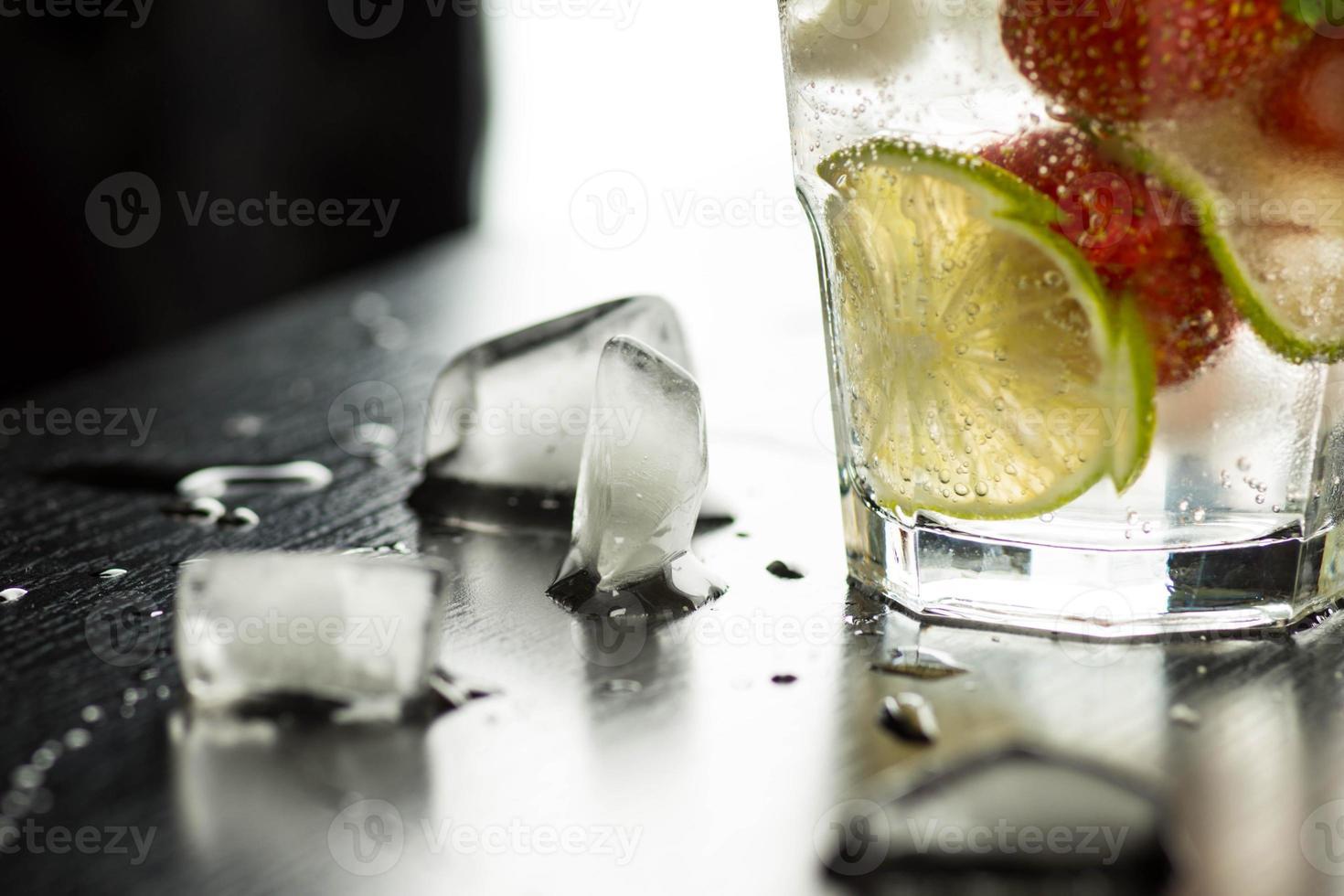 Strawberry mojito photo