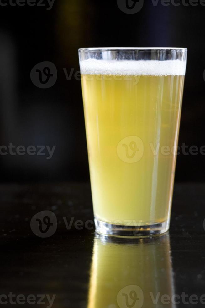 Wheat beer photo