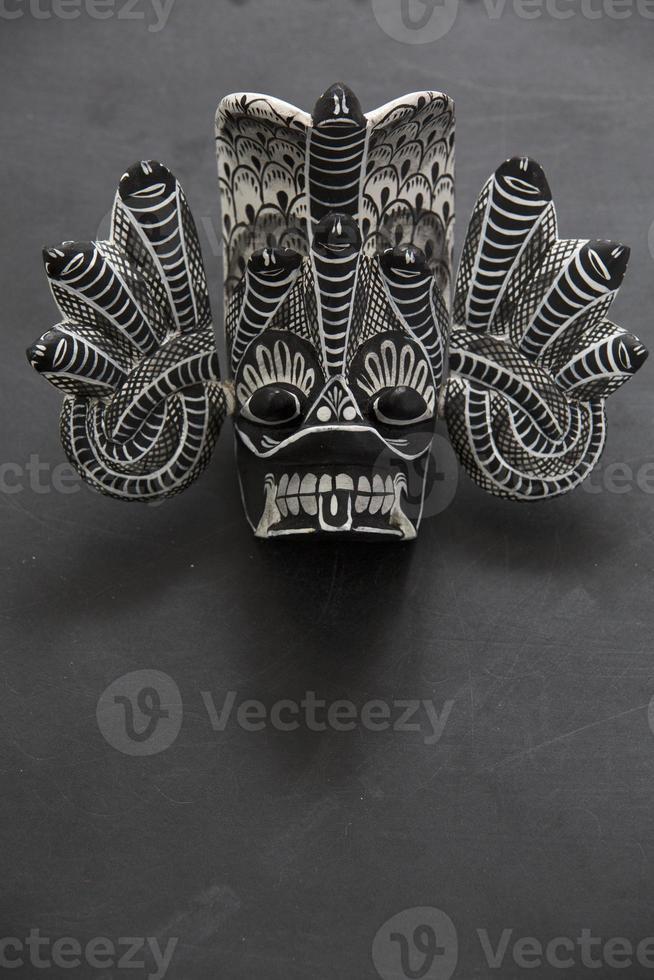 Srilankan Cobra Mask photo