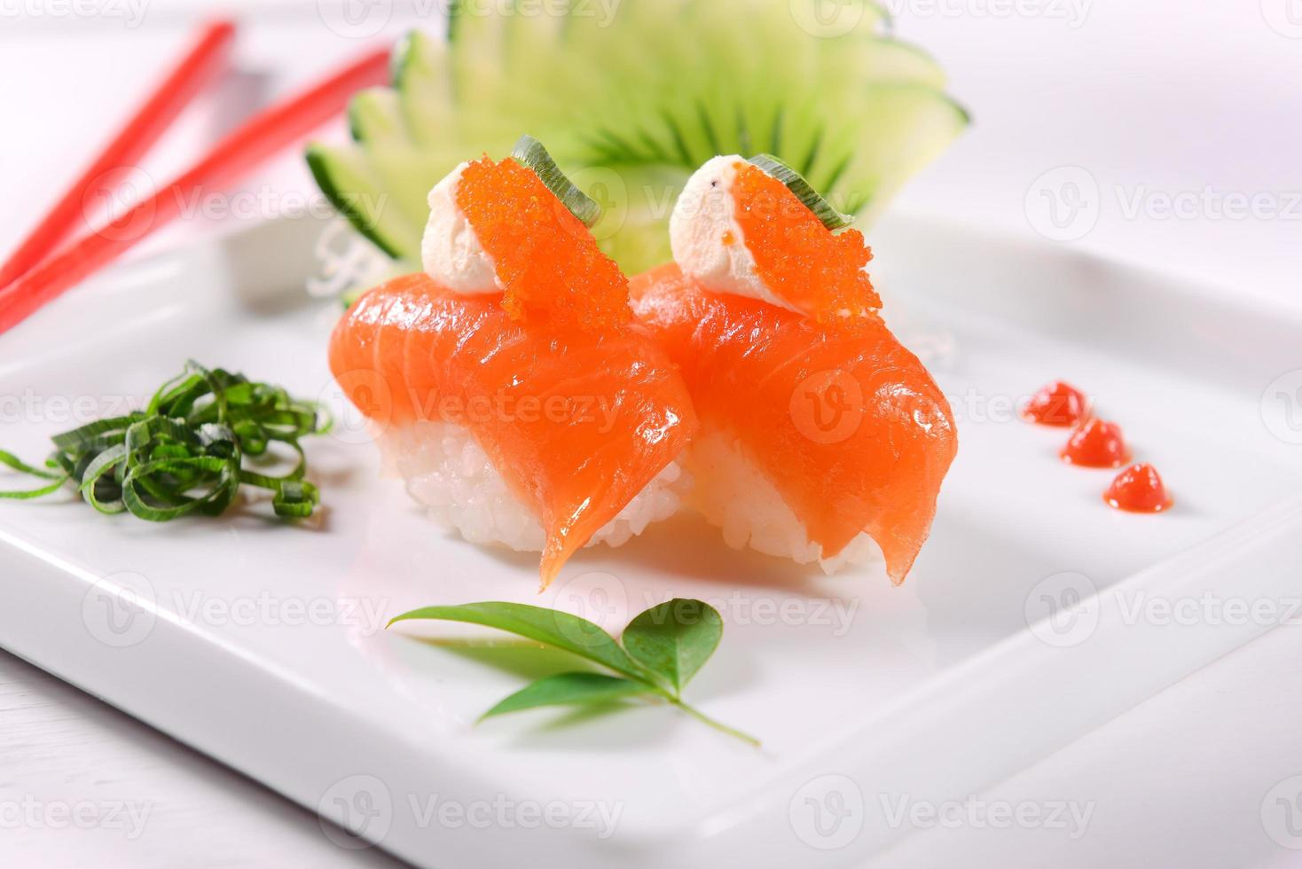 Nigiri Sushi photo