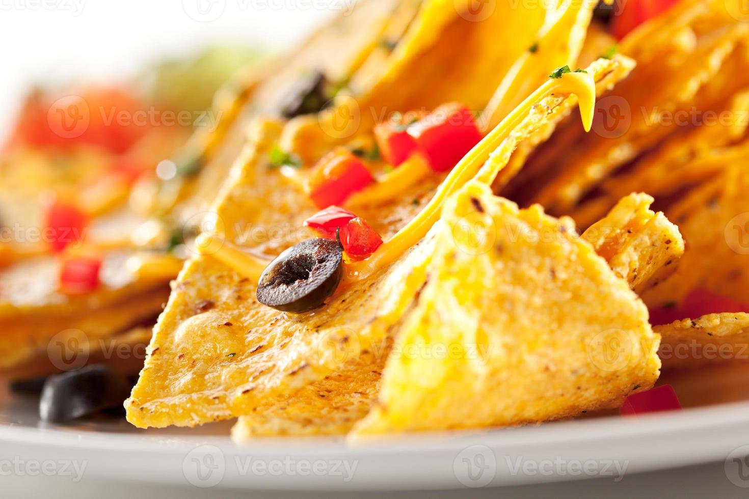 frituras de maíz foto
