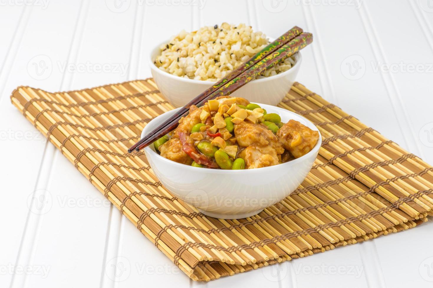 Spicy Oriental Chicken photo