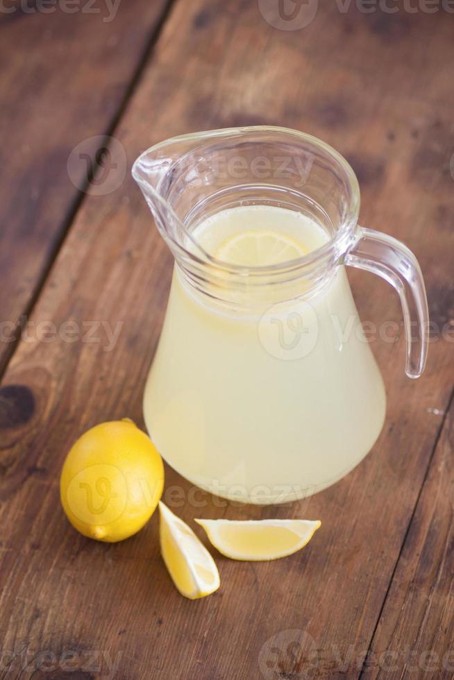 limonada casera foto