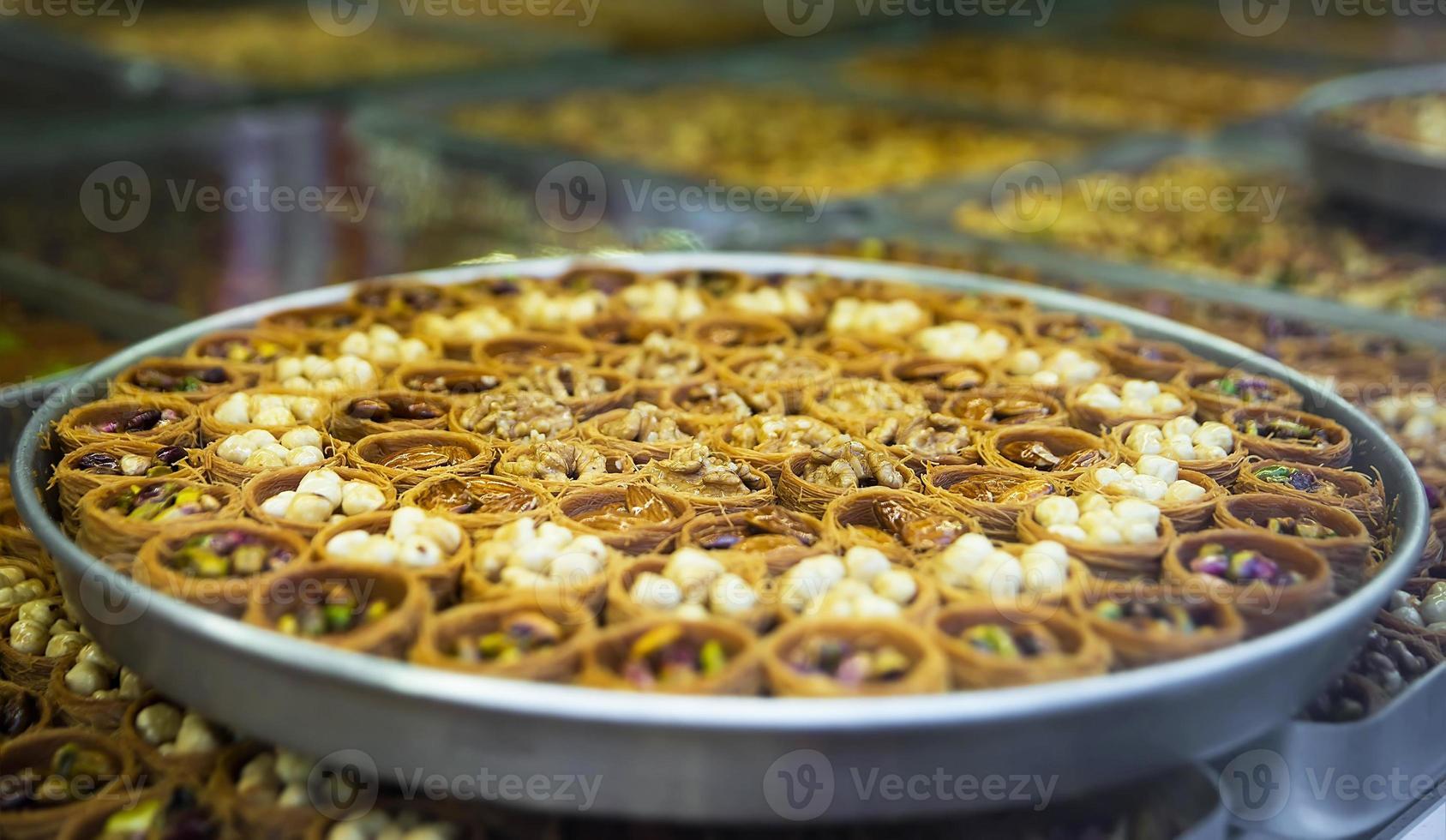 dulces orientales foto