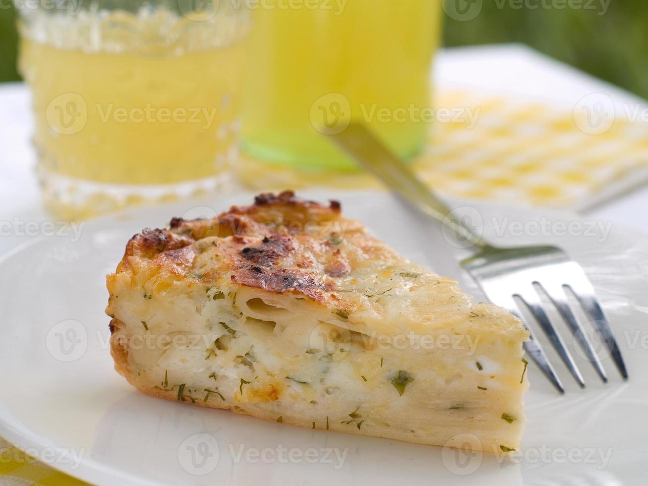 cheese pie photo