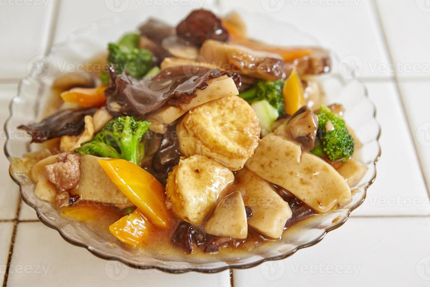 Sapo Tofu photo