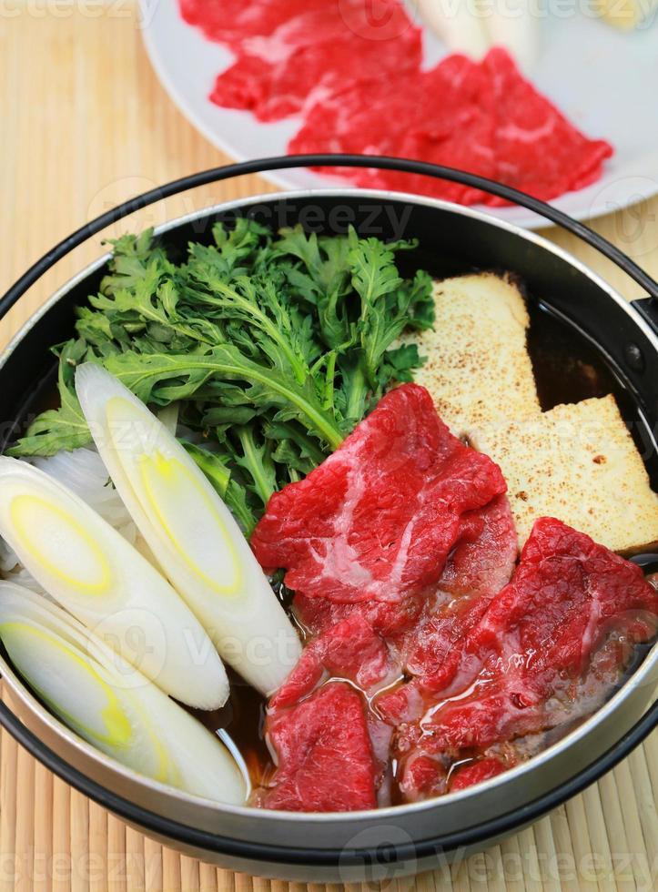 sukiyaki photo