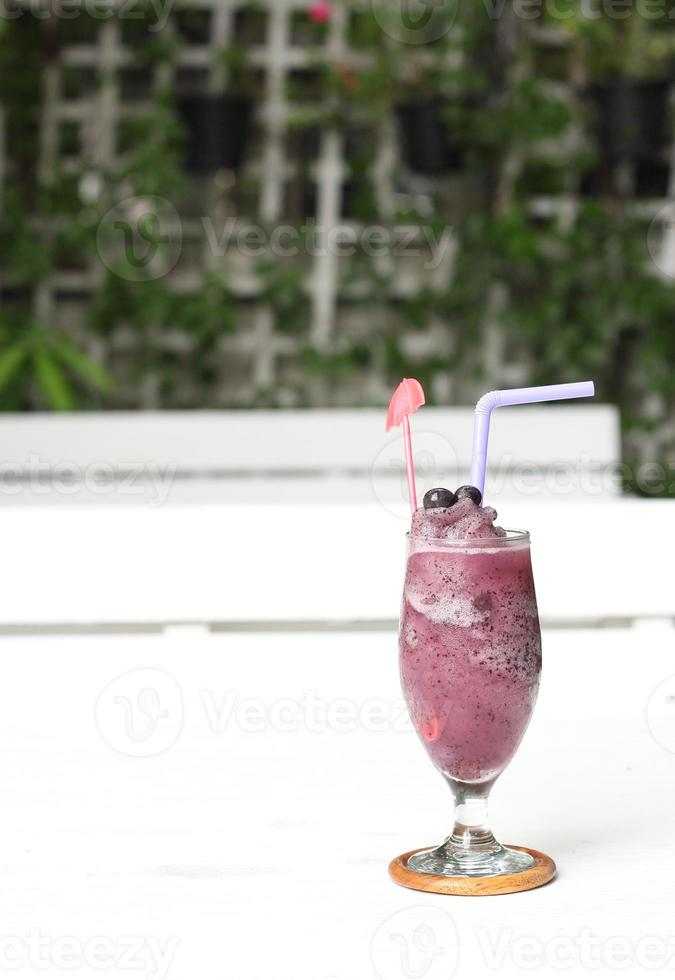 Grape Smoothie photo