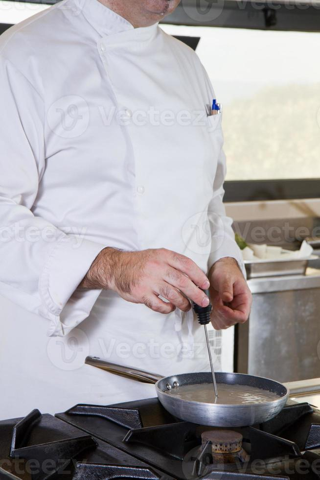 cocinar foto
