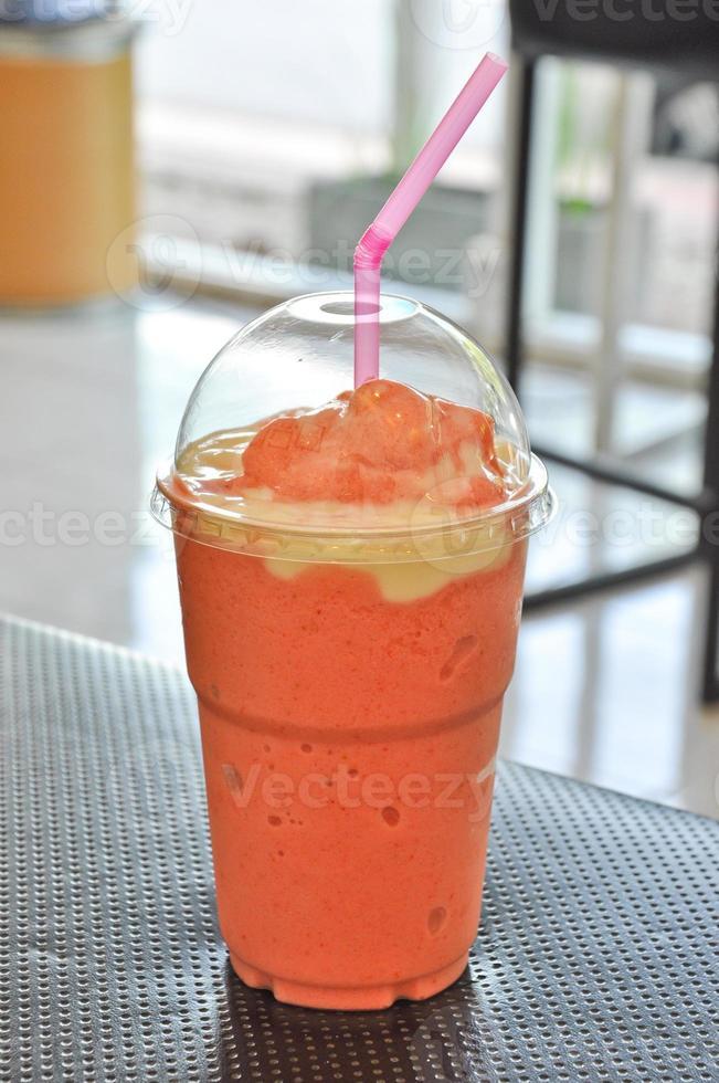 zumo de frutas foto