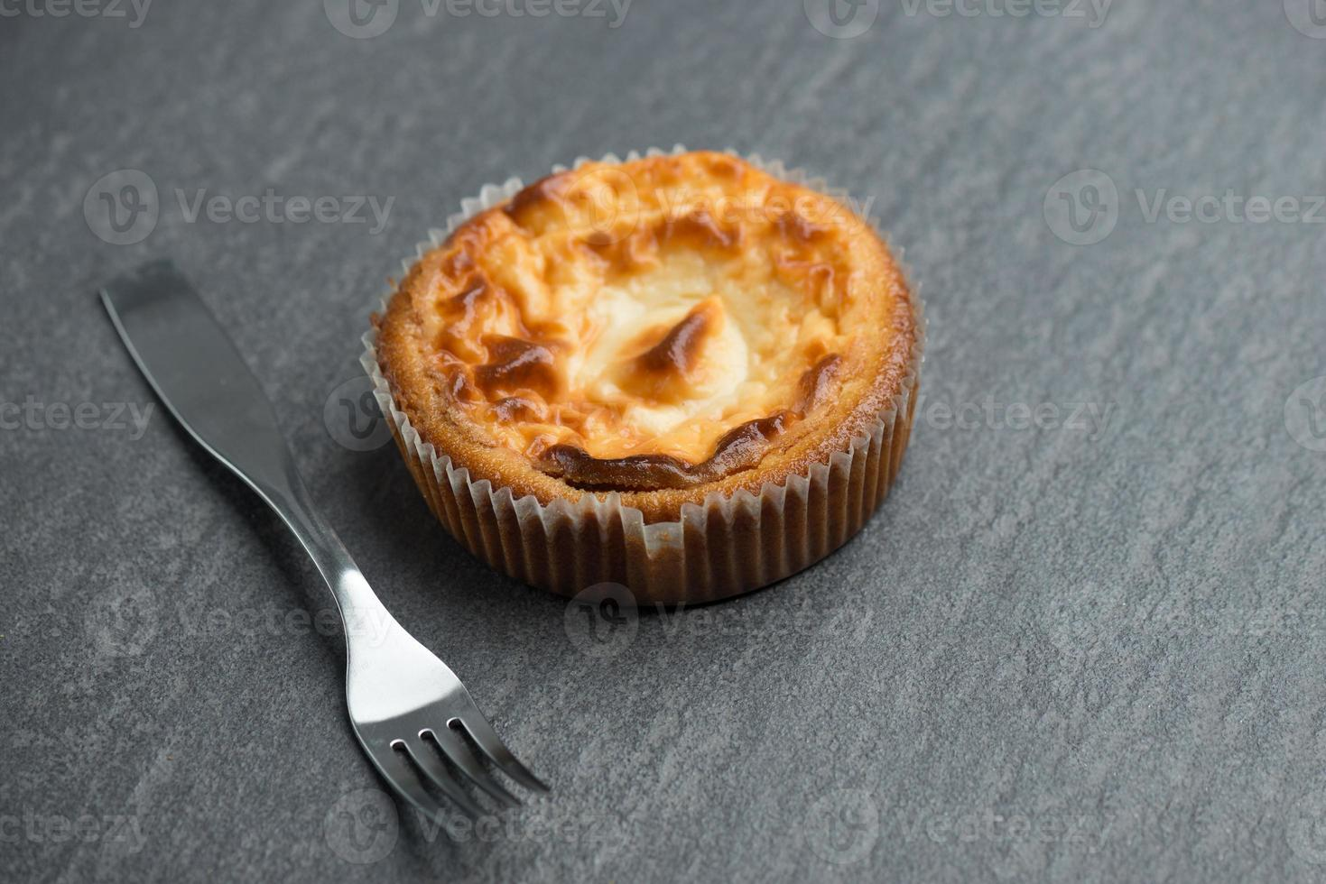 Baking background cheesecake photo