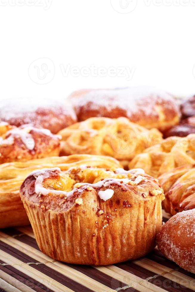 different sweet baking photo