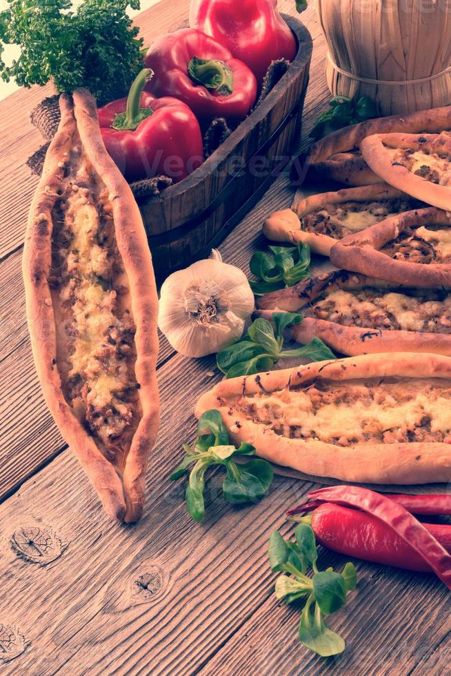 home-baked pide photo