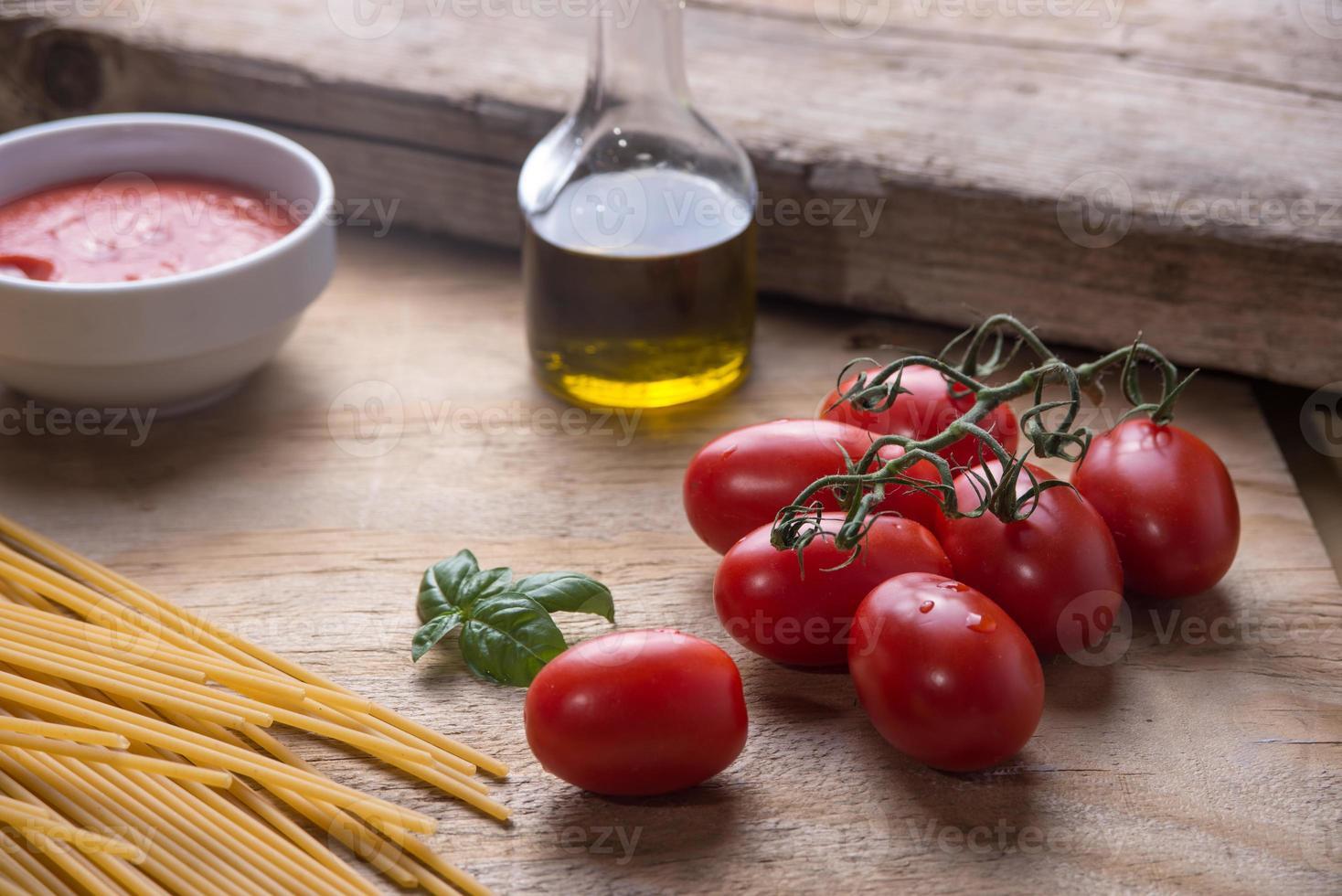 receta mediterránea foto