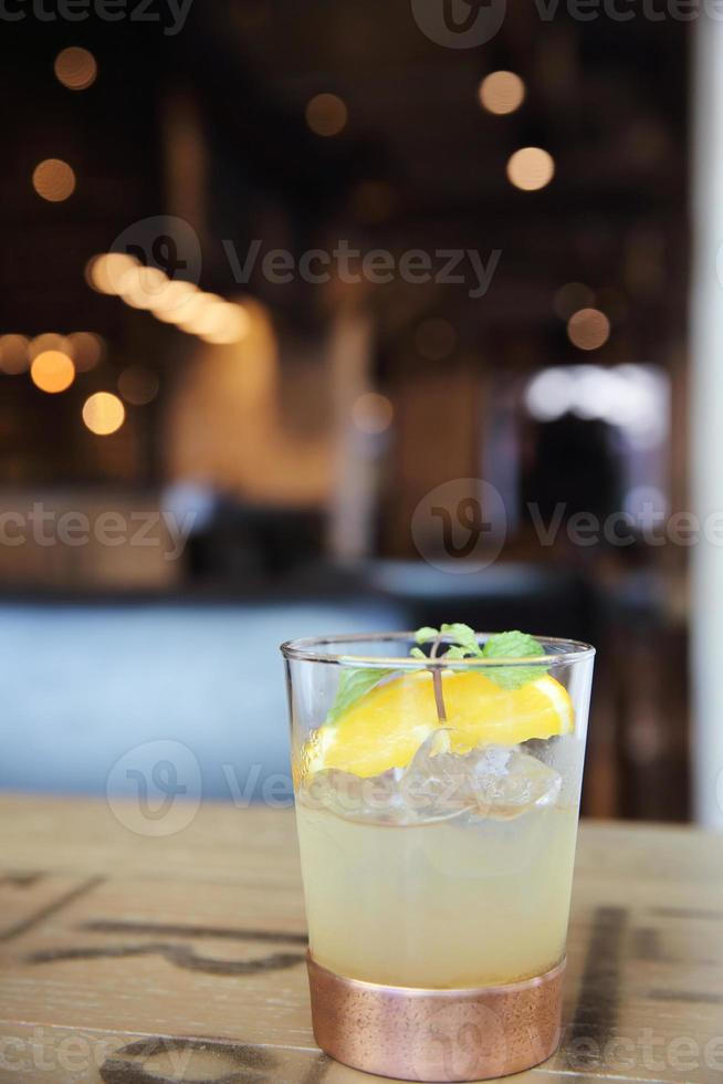 cóctel de vodka foto