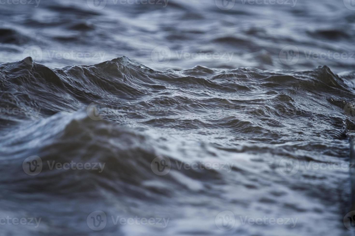 detalle de agua foto