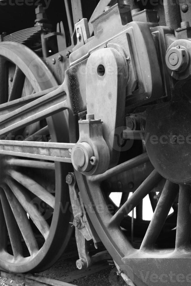 detalle de la rueda foto