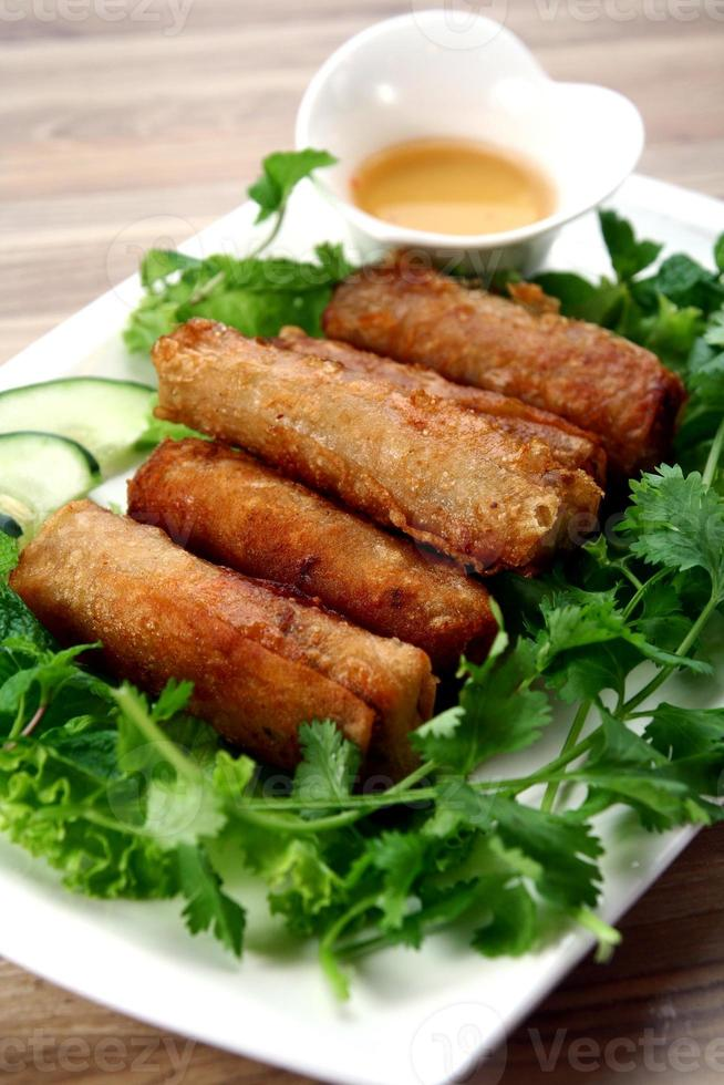 Vietnamese Food photo