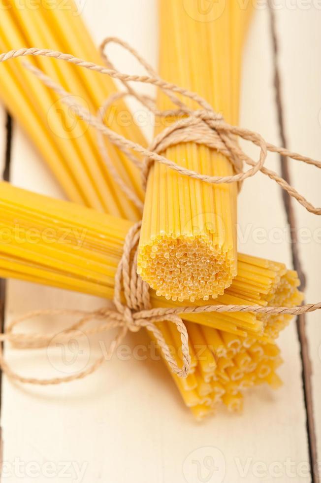 bunch of Italian pasta type photo