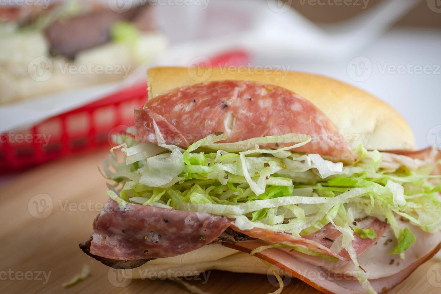 Submarine Sandwich photo
