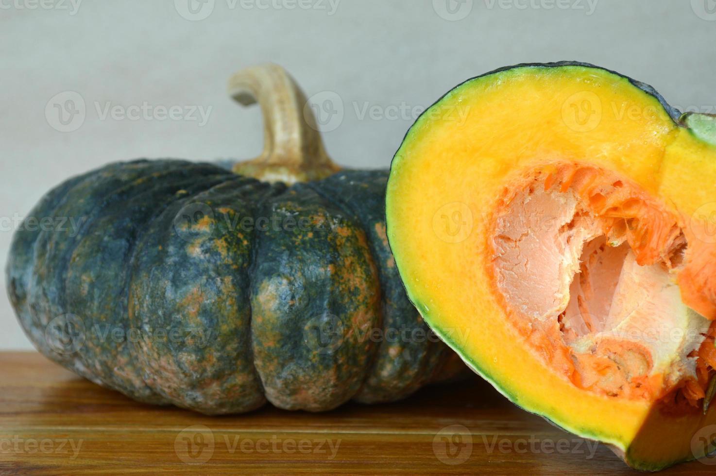 Squash fruits photo