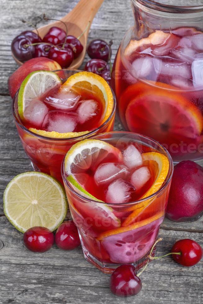 bebida helada foto