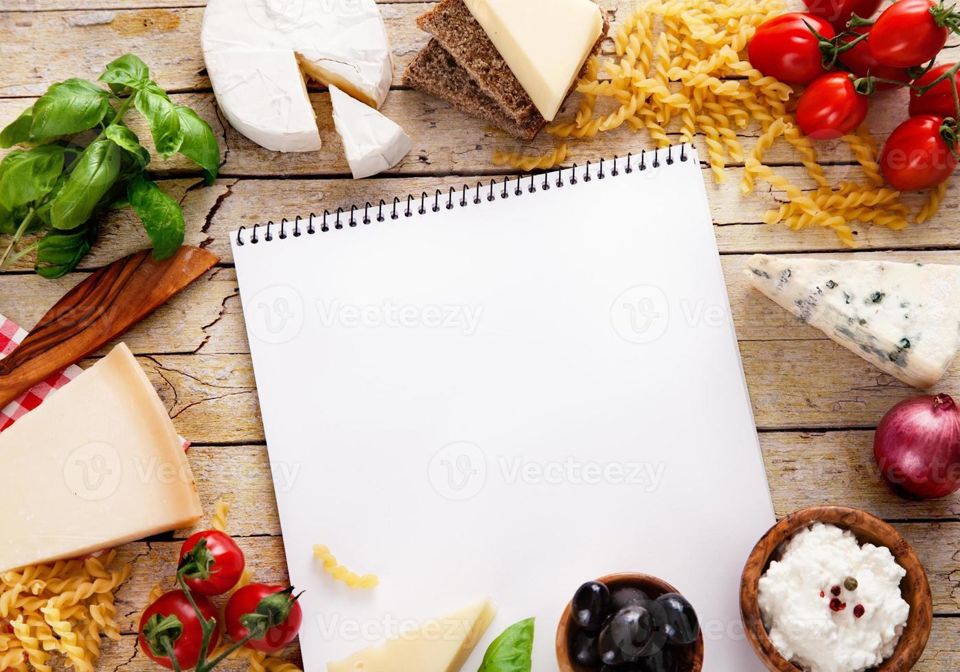 Italian cooking photo