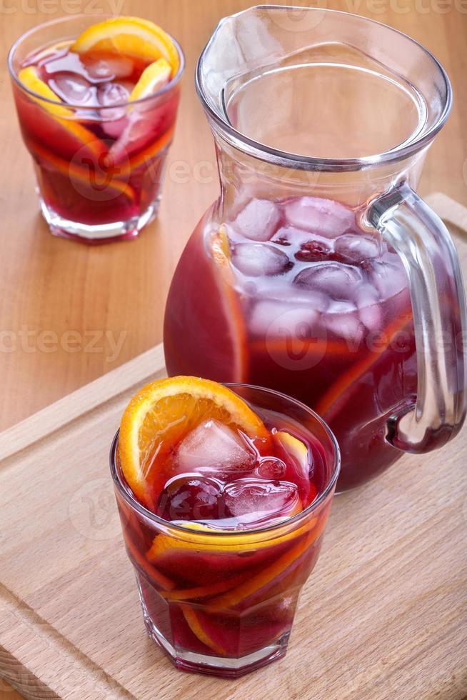 Iced drink photo