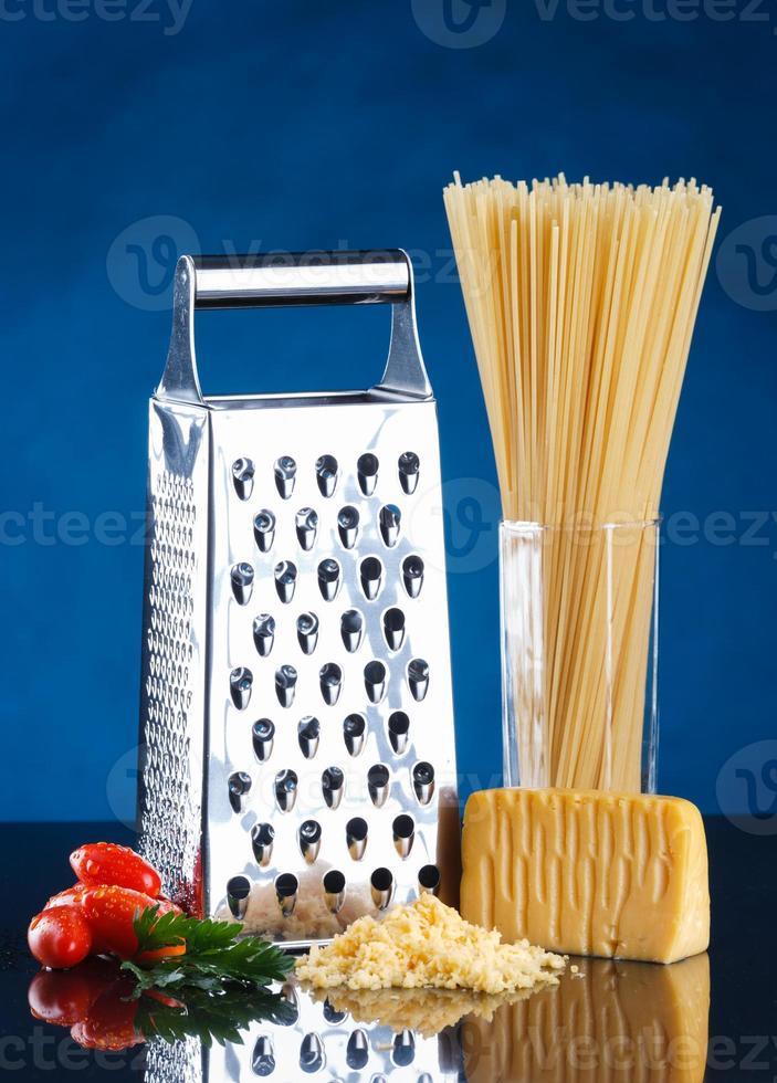 pasta ingredients photo