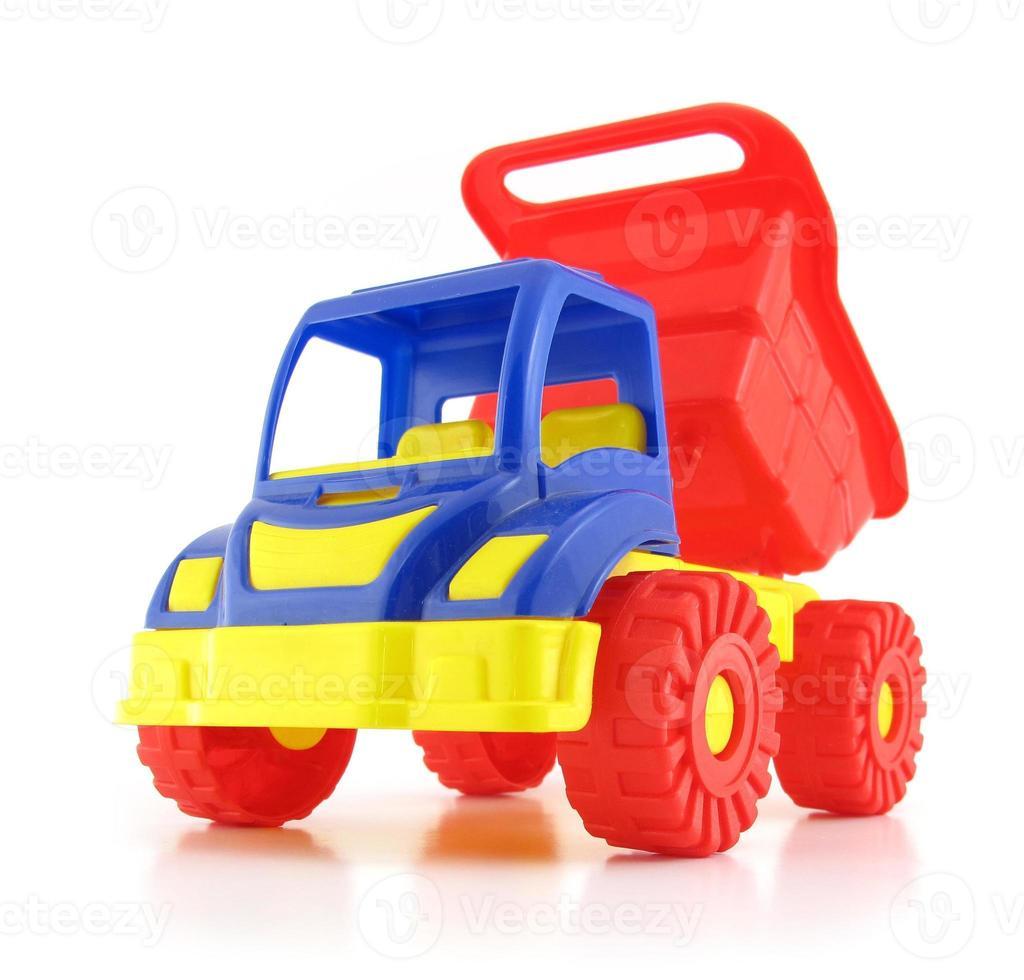 camión de juguete foto