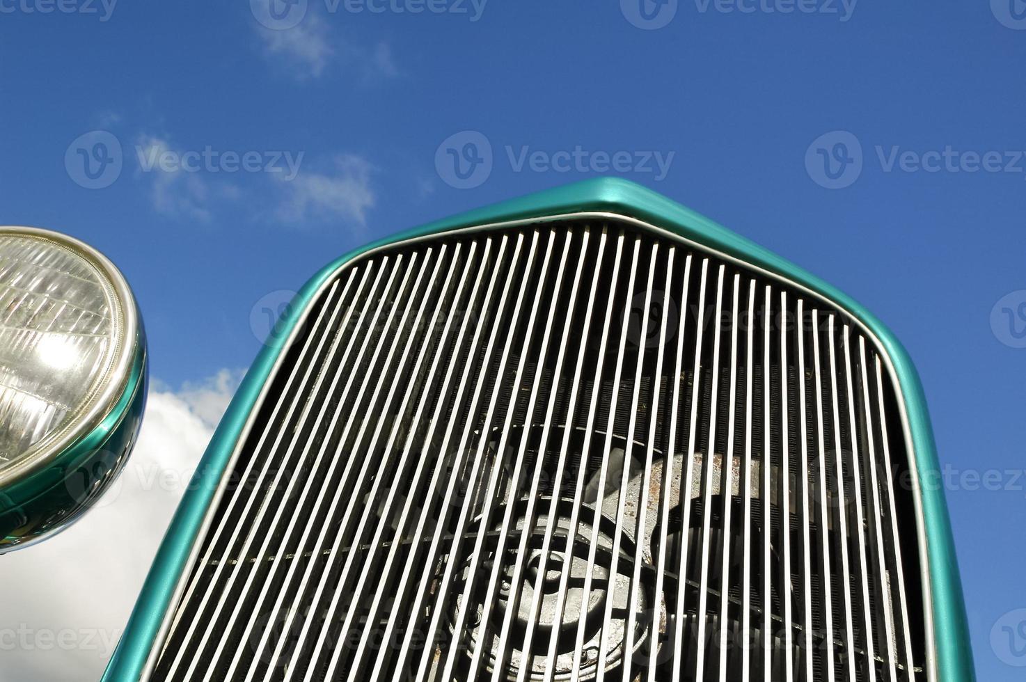 hotrod grille photo