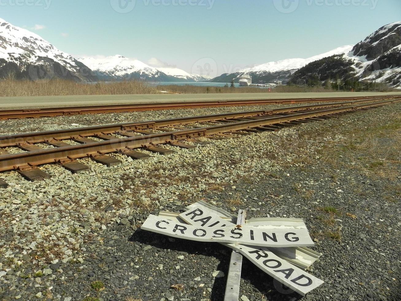 alaska railroad photo