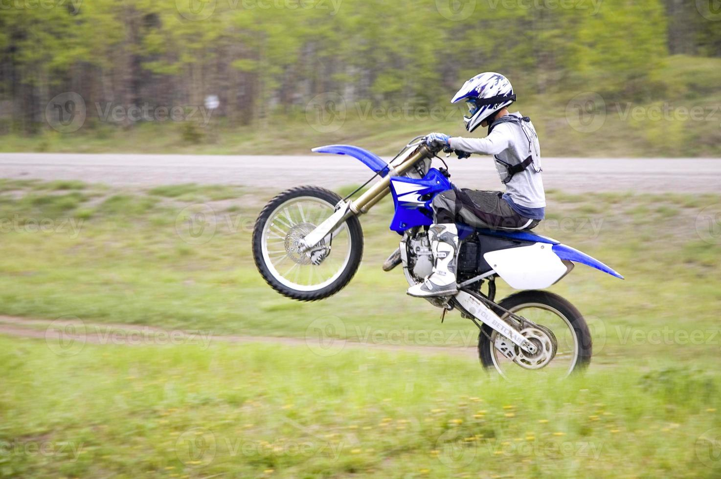 Motocross Racer photo