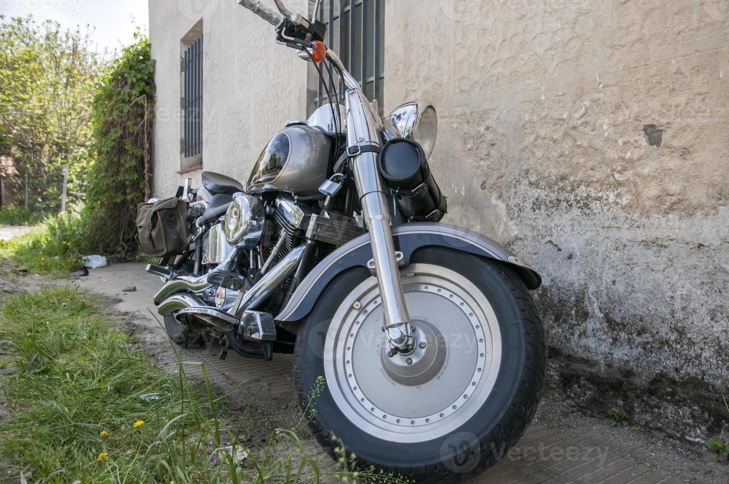 color negro moto foto