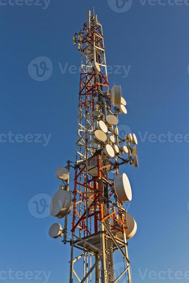 Telecommunications Tower - Torre de Telecomunicaciones photo