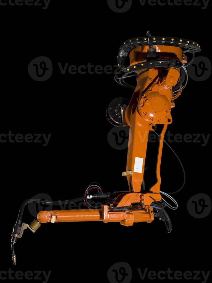 Industry machine photo