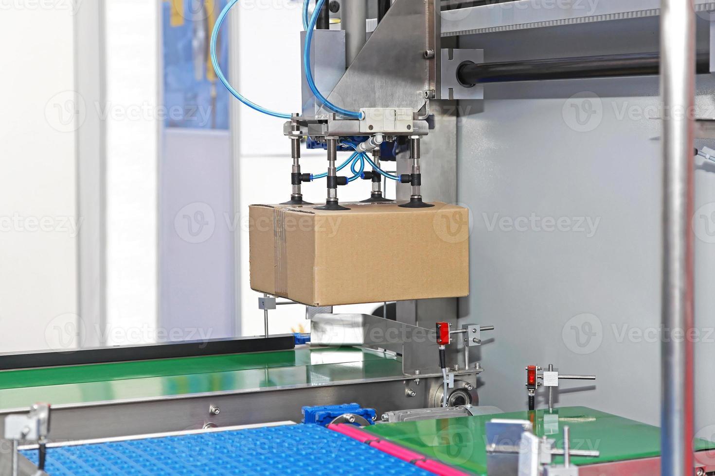 Logistic automation photo