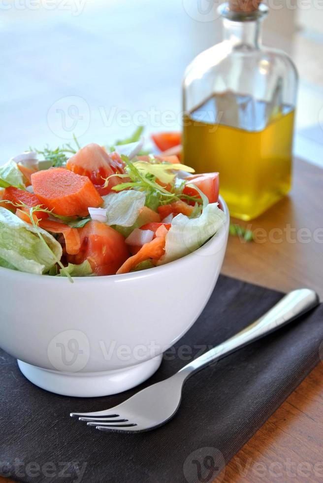 salad bowl photo