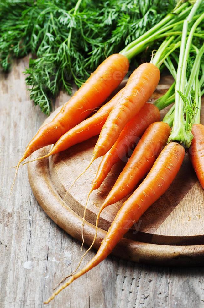 concept van gezond veganistisch eten foto