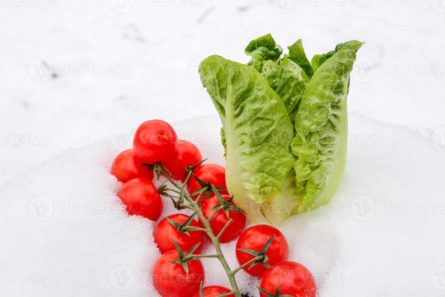 Winter vegetables photo