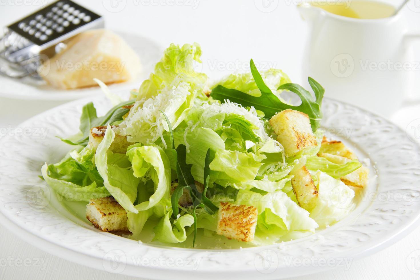 "Salad ""Caesar"". photo"