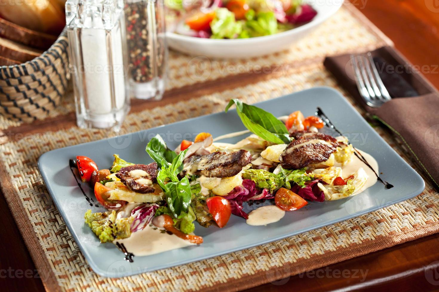 Meat Salad photo