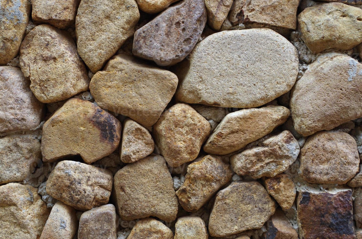 brown rock texture background photo
