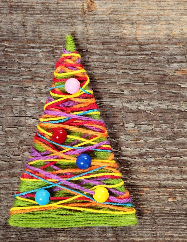 árbol de Navidad foto