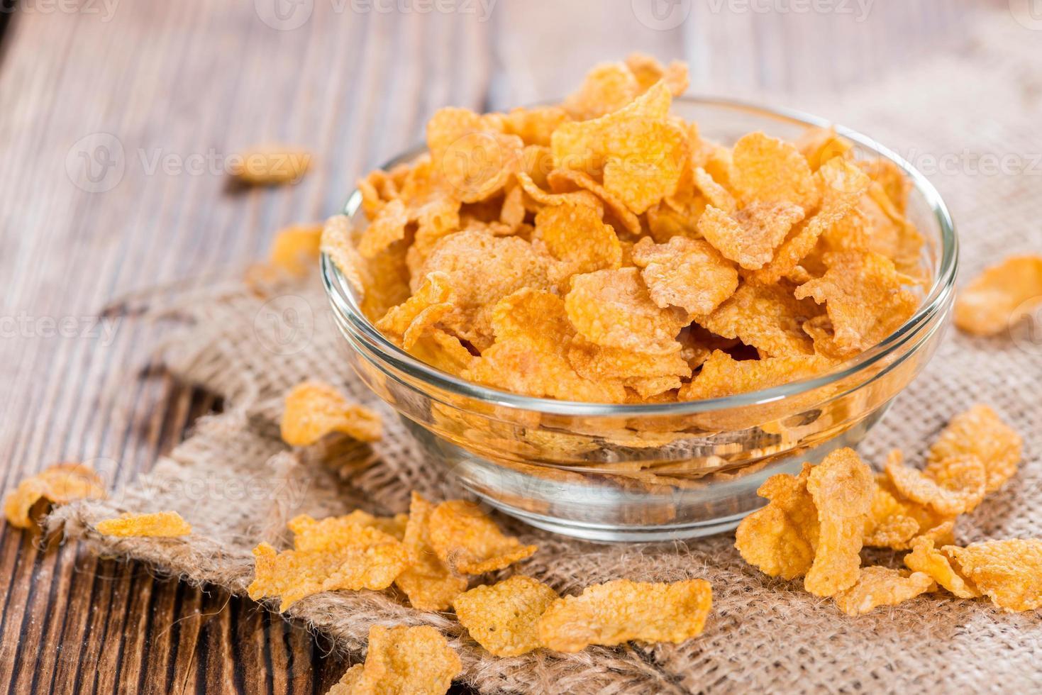 Heap of Cornflakes photo