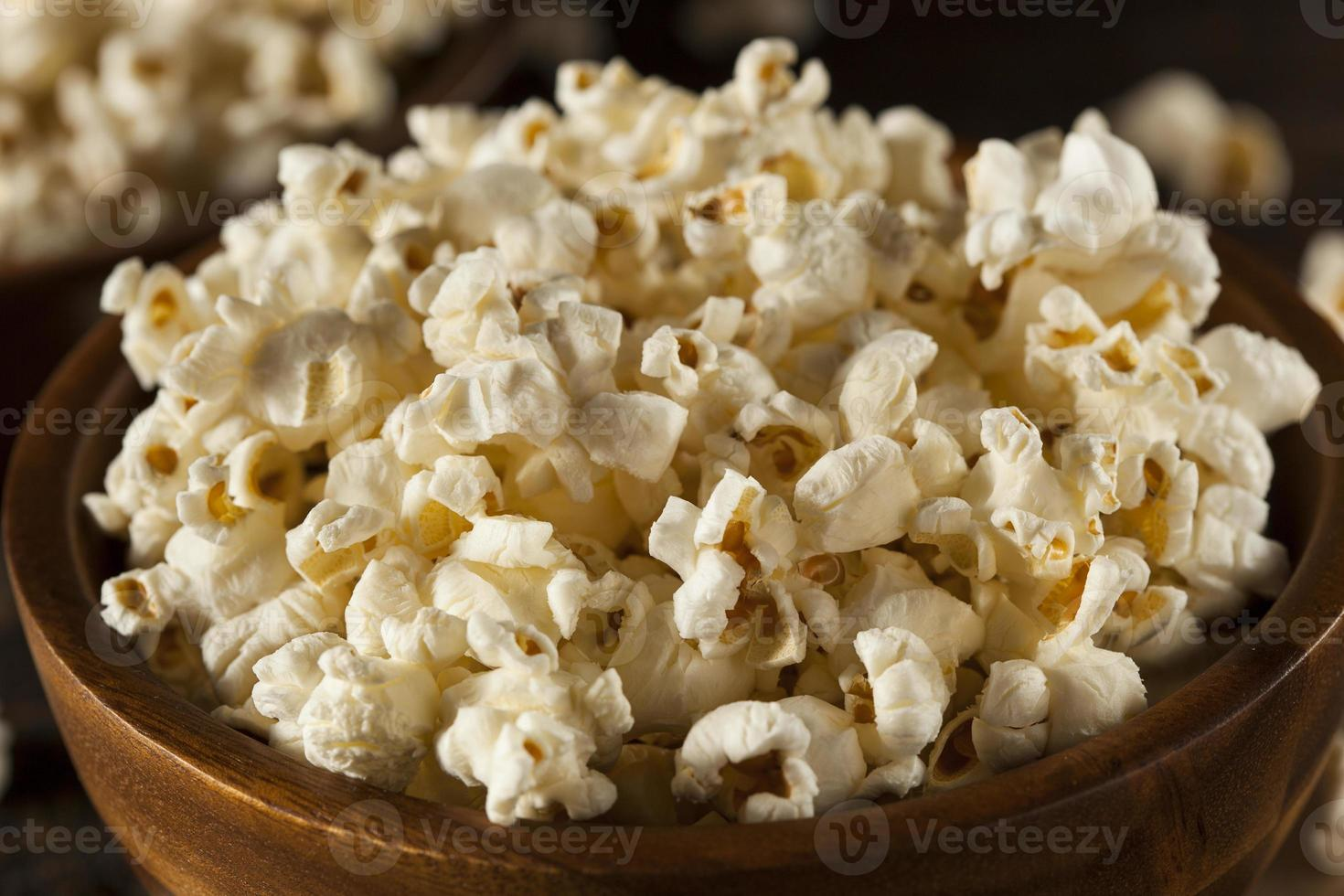 Healthy Buttered Popcorn with Salt photo