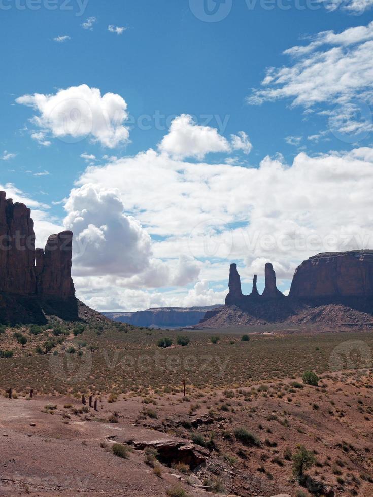 Valle del monumento foto