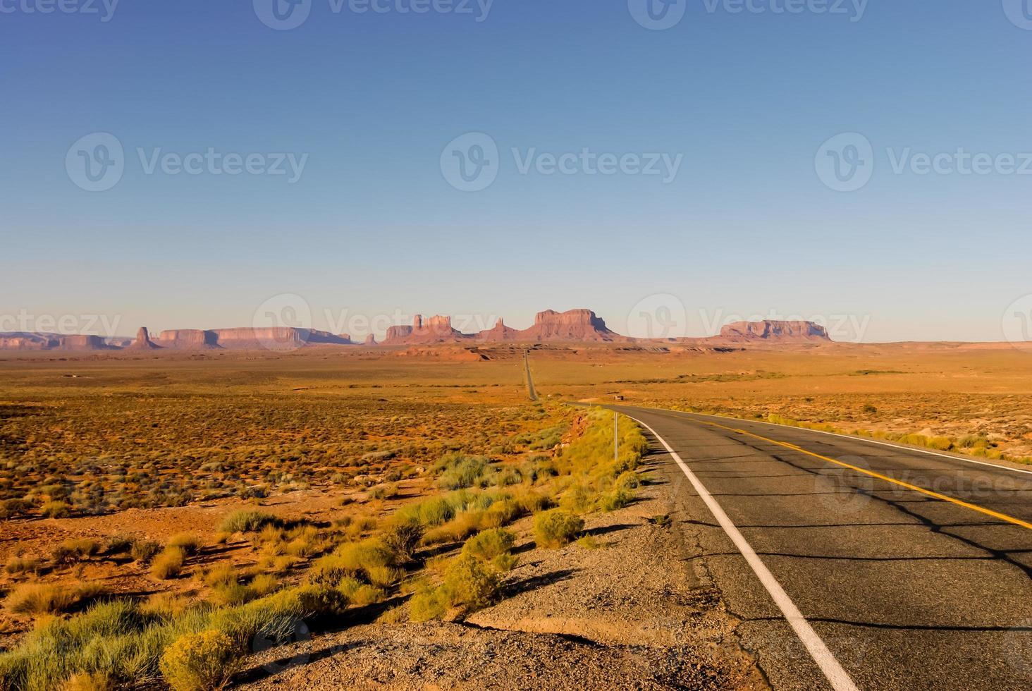 High Desert Highway photo