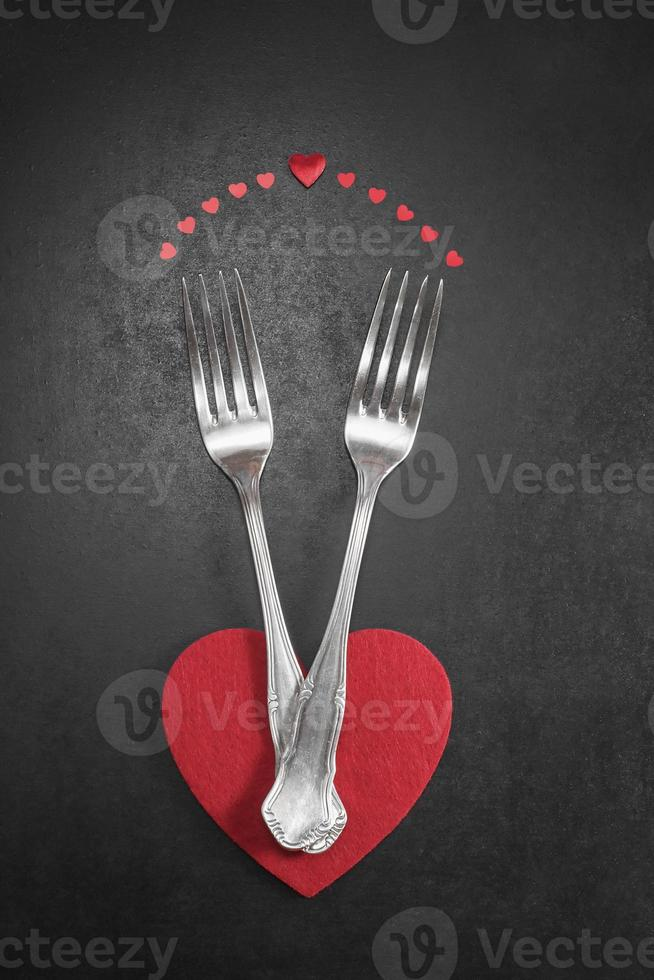 Valentines dinner photo