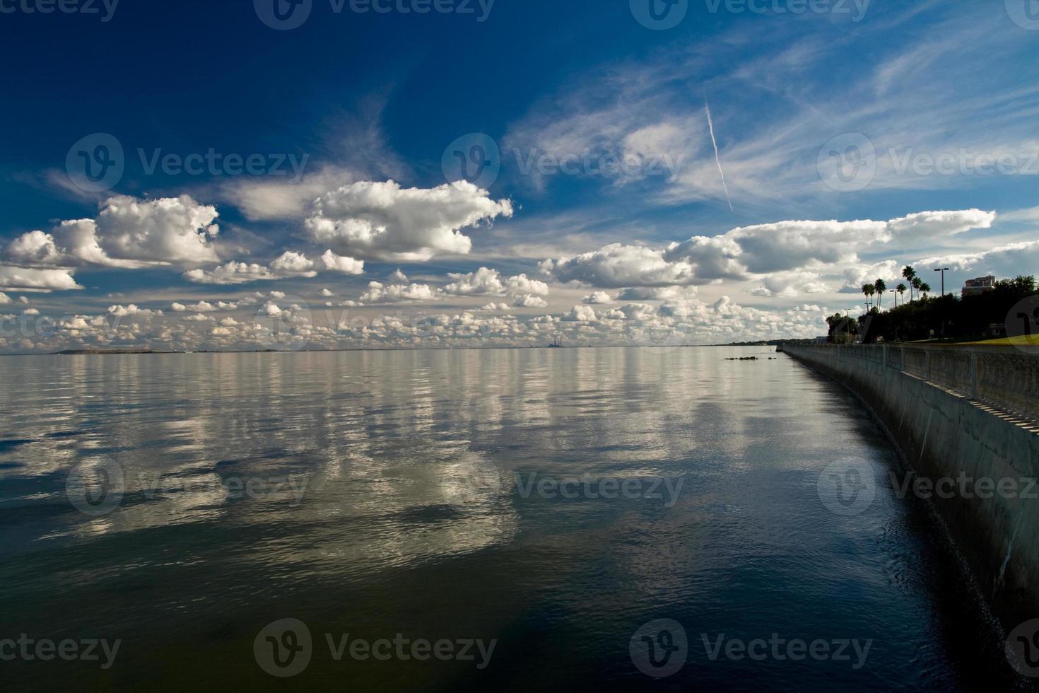 tarde bahía vista foto